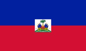 Bandera de Haiti