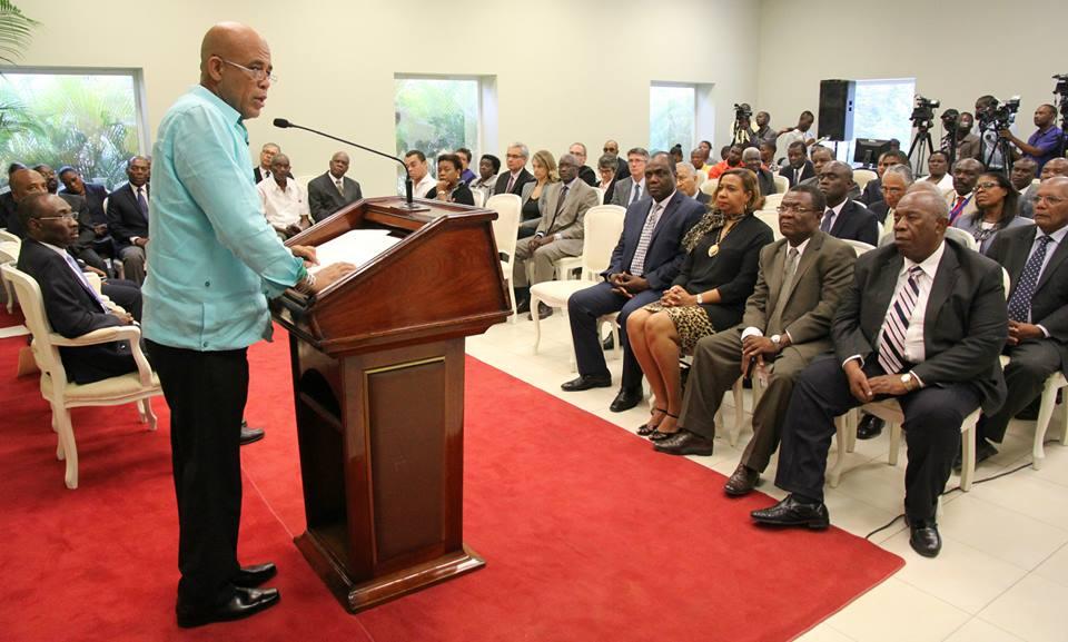 Je me réjouis du lancement de l'Office National de Partenariat en Education (ONAPE) dont la loi a été promulguée le 19 nov 2007