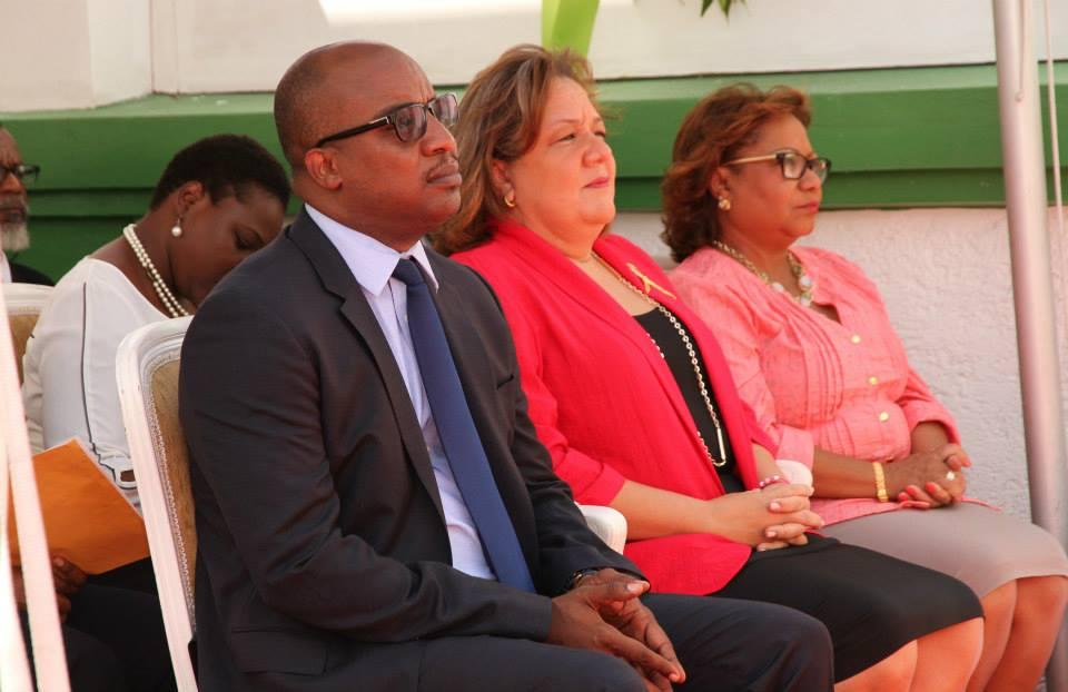 La Première Dame de la République à la cérémonie officielle de relance des activités de l'Institut Médico-Légal
