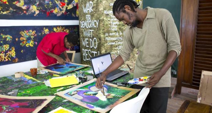 Ecole d'art haiti