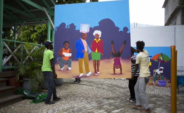 Ecole d'art haitienne